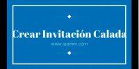 CREAR-INVITACION-CALCADA