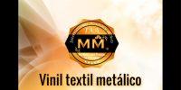 VINIL-TEXTIL-METALICO